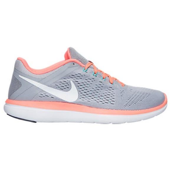 20a3e94f0fb0 Nike Women s Flex 2016 RN Running Trainers-size 8